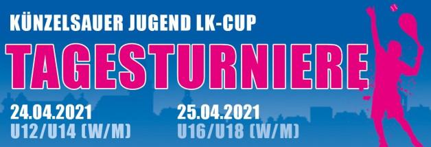 Jugend LK-Cup Tagesturniere in Künzelsau